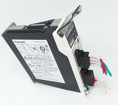 Panasonic Ac Servo Driver Madht1505e Used