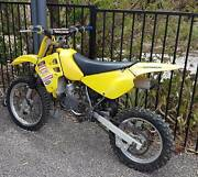 SUZUKI 2001 RM 80 sell or swap Mannum Mid Murray Preview