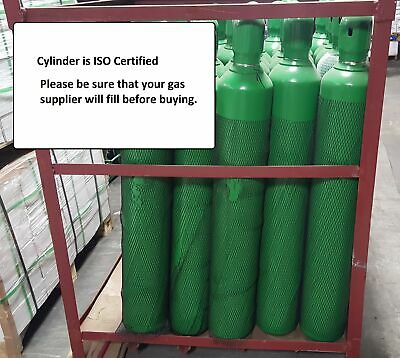 125 Cf Cylinder Oxygen For Welding- Bottle Tank Cga540