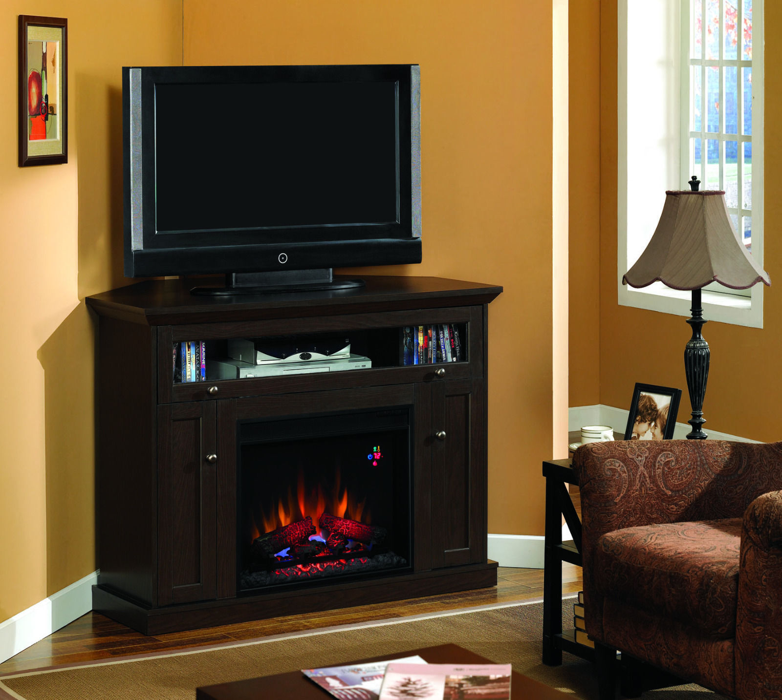 top 5 electric fireplaces ebay
