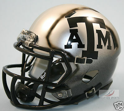 TEXAS A&M AGGIES (ICE HYDRO) Riddell Speed Mini Helmet