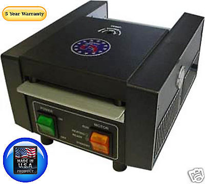 Tlc 5500t Pouch Laminator Machine With Thermometer 4-716 5 Year Warranty New