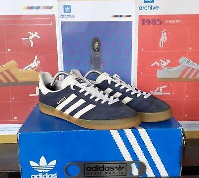 Adidas Gazelle indoor Size 9 Deadstock 2014 Release