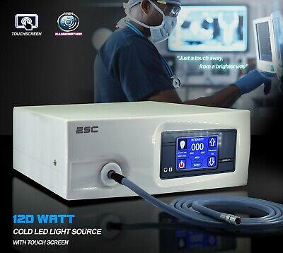 Cold Led Light Source Endoscopy Medical Rigid Endoscope Ent Laparoscopy 120w