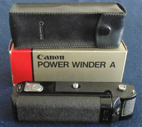Canon Power Winder A NEW for A1 AE-1 Program AT-1 35mm SLR FILM Camera