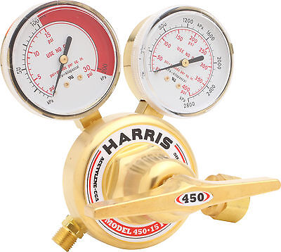 Harris Model 450-15-300 Acetylene 450 Series Regulator 3002493