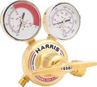 Harris Model 450-15-300 Acetylene 450 Series Regulator 3002493