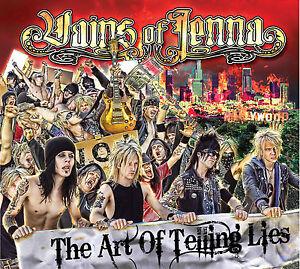 VAINS-OF-JENNA-The-Art-of-Telling-Lies-Lizzy-DeVine-Crashdiet-WildStreet-Glam
