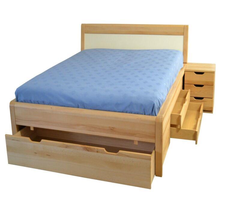 funktionsbett 180x200 ebay. Black Bedroom Furniture Sets. Home Design Ideas