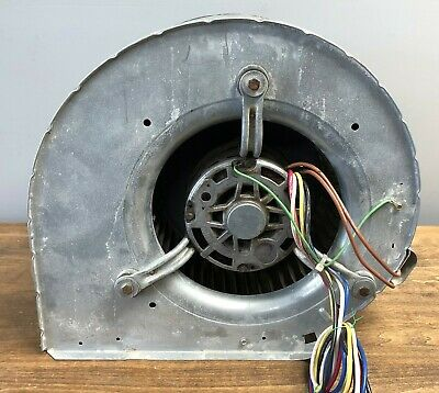 Ge Hvac Squirrel Cage Fan Blower 9x11 Outlet 17x16x12 Body 120v W Cap
