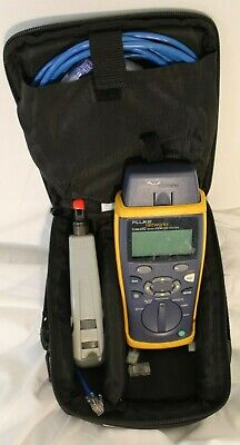 Fluke Networks Cable Iq Qualification Tester