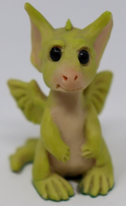 1989 Whimsical World of Pocket Dragons by Real Musgrave ~ Baby Brother ~
