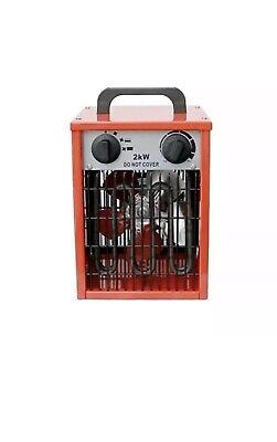 Brand-New BEST ROBUST 2kW Electric Industrial Workshop Garage Space Fan