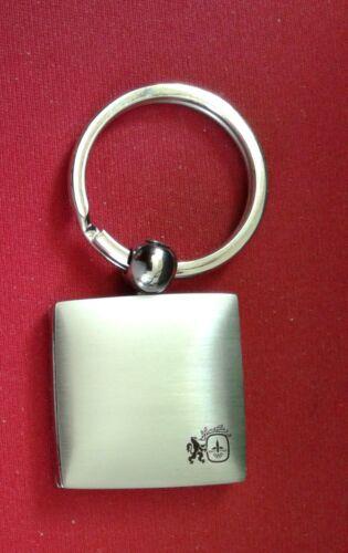Colibri Key Ring silver colored