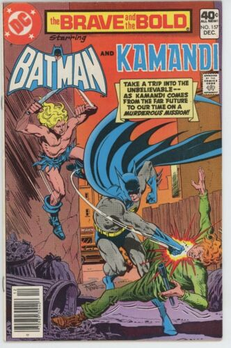 The Brave and the Bold #157 (Dec. 1979, DC)