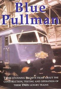 Blue Pullman Dvd: 1960s Diesel Electric Trains London & Midland Western Region