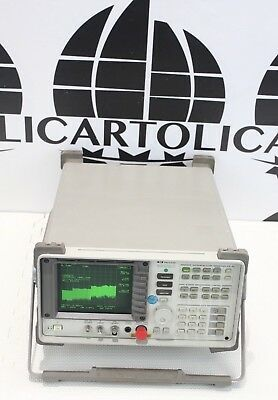 Hp Agilent 8562a High Performance Spectrum Analyzer 1khz - 22ghz W Opt. H51