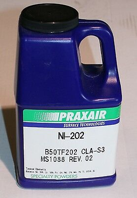 Praxair Nickelchromium Welding Powder Spray Ni-202 B50tf202