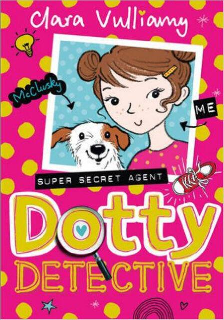 Dotty Detective (Dotty Detective, Book 1) (Dotty Detective 1), New, Vulliamy, Cl