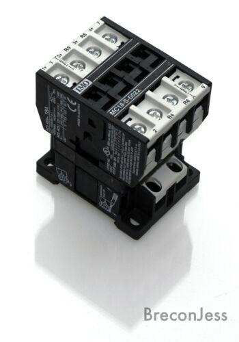 IMO PRECISION CONTROLS MC18-S-00-22 110 CONTACTOR 7.5KW 110VAC I132E MBB006b