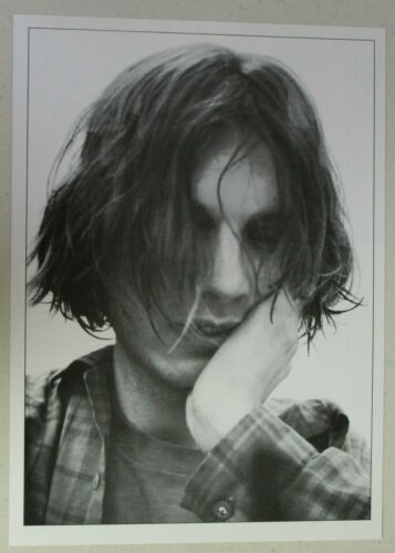 BECK Full Page Pinup magazine clipping mid 1990
