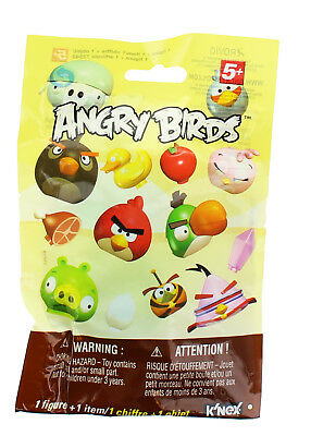 Angry Birds K'Nex Series 2 Blind Bagged Figure - Angry Birds Blind Bags