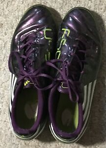 Adidas F-10 Indoor Soccer/Gym Shoes