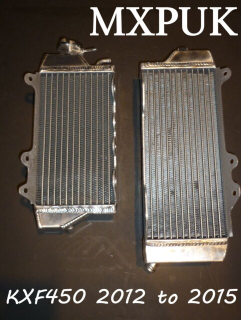 KXF450 2014 RADIATORS MXPUK PERFORMANCE RADS 2014 KXF 450 RADIATOR KX450F (061)