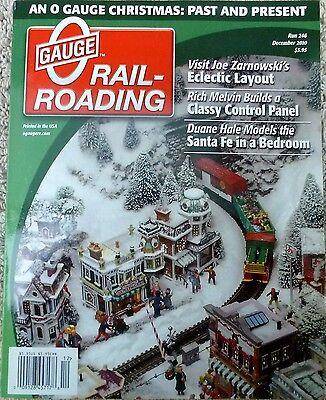 N.O.S. 'O' Gauge Rail-Roading Run 246 December 2010