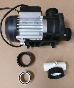 Whirlpool Jacuzzi Bath Circulation Pump Self Draining JTC Italian 0.4kw Silent