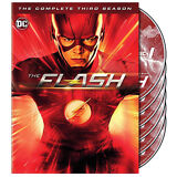 The Flash: The Complete Third Season 3 Three (DVD, 2017, 6-Disc Set) NEW