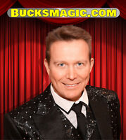 UNCLE BUCK'S MAGIC SHOW - THE MAGICIAN FOR YOUR NEXT PARTY!