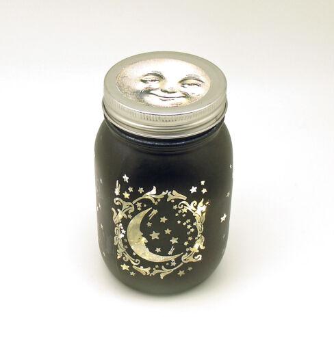 Halloween Decoration Luminary Jar Lantern