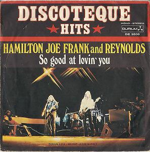 45-Giri-HAMILTON-JOE-FRANK-AND-REYNOLDS-Fallin-in-Love-So-good-at-Lovin-039-you