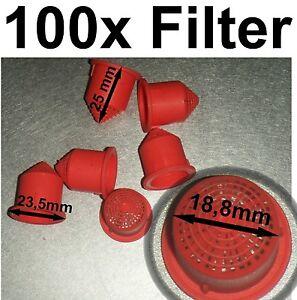 100-x-Filtro-acqua-Setaccio-einbaufilter-ACQUA-ACQUA-BRICOLAGE-NUOVO