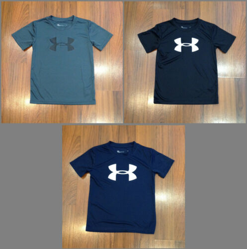 Under Armour T- Shirt Boys Size 4, 5, 6, 7 NEW