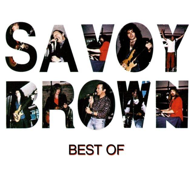 CD Savoy Brown Best Of von Savoy Brown 3CDs