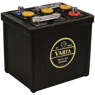 Oldtimer Batterien Autobatterie FIAMM CLASSICA 3AM5 6V 68Ah Trabant