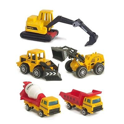 Excavator Toys For Kids Construction Vehicles Boy Transporter Truck 3 4 5 6 - Construction Toys For Kids