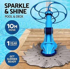 Swimming Pool Cleaner Automatic Vacuum Floor 10m Hose Brand New Adelaide CBD Adelaide City Preview