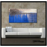 ABSTRACT MODERN CANVAS PAINTING CONTEMPORARY FINE WALL ART US ELOISExxx