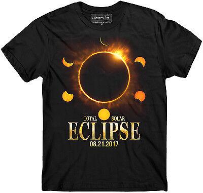Eclipse T Shirt  Total Solar Eclipse T Shirt  August 2017  Totality T Shirt  Sun