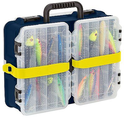 Plano 1123-01 HydroFlo Flex 'N' Go Tackle Box, Blue & -