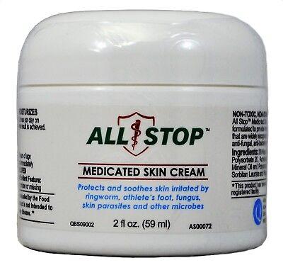 Medicated Skin Cream  Antifungal Cream for Jock Itch, Ringwo