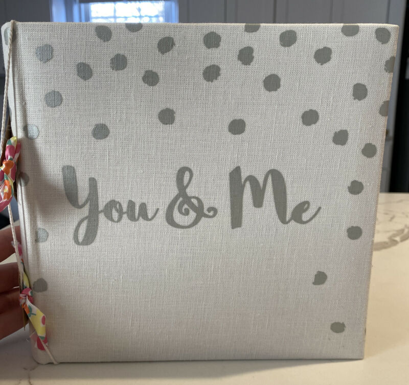 You & Me Photo Album