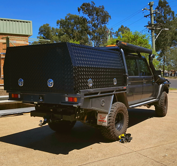 Ute truck aluminium canopy tool box & aluminium ute canopy | Gumtree Australia Free Local Classifieds