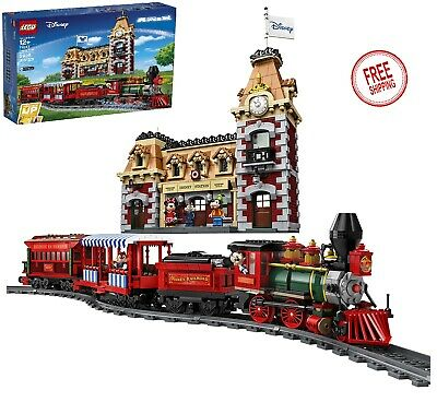 LEGO Disney Train and Station Just Released 71044 IN HAND READY TO SHIP