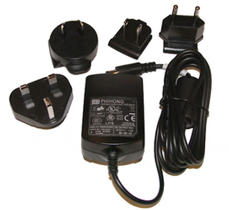 McElroy DataLogger 3 Recon 200/400 Intl AC Wall Adapter Charger