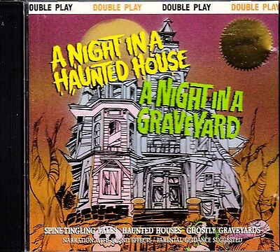 Halloween Graveyard Sound Effects (The Original A NIGHT IN A HAUNTED HOUSE & GRAVEYARD HALLOWEEN SOUND EFFECTS)