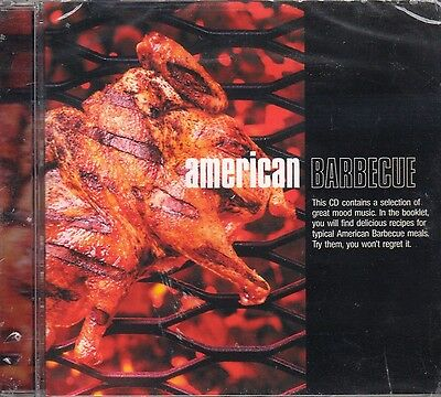 AMERICAN BARBECUE COLLECTION 4TH FOURTH OF JULY SUMMER POOL BBQ PARTY! OOP/RARE! ()